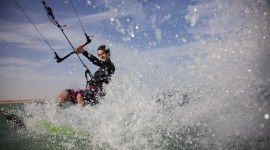 Zaafarana, Egypt with Kitesurfkings